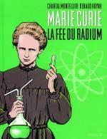 Marie Curie : La fée du radium (0), bd chez Dupuis de Montellier, Huynh
