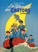 La patrouille des castors T2 : 1957 - 1960 (1), bd chez Dupuis de Charlier, Mitacq