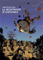 Trilogie africaine T1 : Le montreur d'histoires (0), bd chez Le Lombard de Zidrou, Beuchot