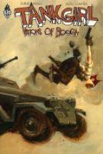 Tank Girl T6 : Visions of booga (0), comics chez Ankama de Martin, Dayglo, Krank, Wood