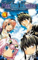 Marine hunter T4, manga chez Pika de Ohtsuka