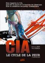 CIA - Le cycle de la peur T2 : L'heure des loups (0), bd chez Soleil de Sala, Castaza, Nino