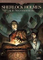Sherlock Holmes et le Necronomicon T1 : L'Ennemi Intérieur (0), bd chez Soleil de Cordurié, Laci