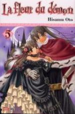 La fleur du démon T5, manga chez Panini Comics de Oto