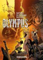 Olympus, bd chez Les Humanoïdes Associés de Johns, Grimminger, Guice, Brown
