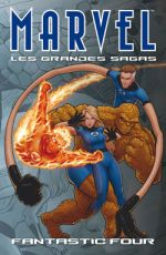 Marvel : Les grandes sagas T10 : Marvels (10/10) - Fantastic Four (0), comics chez Panini Comics de Waid, Smith, Wieringo, Mounts, Edwards