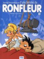 Journal insomniaque d'une femme de ronfleur T2, bd chez 12 bis de Robberecht, Godeau, Bonaventure