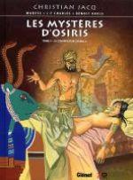 Les mystères d'Osiris T4 : La Conspiration du Mal 2 (0), bd chez Glénat de Charles, Charles, Roels