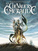 Les Chevaliers d'Emeraude T1 : Les enfants magiques (0), bd chez Casterman de Robillard, Oger