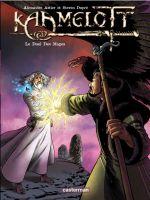 Kaamelott T6 : Le duel des mages (0), bd chez Casterman de Astier, Dupré