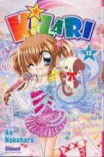 Kilari  T12, manga chez Glénat de Nakahara
