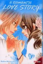 A romantic love story T10, manga chez Panini Comics de Miyasaka