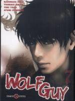 Wolf guy T7, manga chez Tonkam de Tabata, Hirai, Yogo, Izumitani