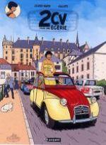 Les enquêtes auto de Margot T3 : 2CV pour une Égérie  (0), bd chez Paquet de Marin, Callixte