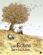 Les Echos invisibles T1, bd chez Paquet de Sandoval, La Padula