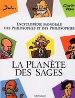 La Planète des sages, bd chez Dargaud de Pépin, Jul