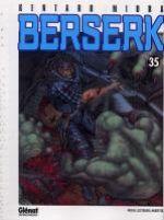 Berserk T35, manga chez Glénat de Miura