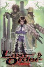 Gunnm Last Order – 1e édition, T15, manga chez Glénat de Kishiro
