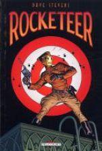 Rocketeer, comics chez Delcourt de Stevens, Martin