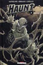 Haunt T3 : Prédateur (0), comics chez Delcourt de McFarlane, Kirkman, Capullo, FCO Plascencia