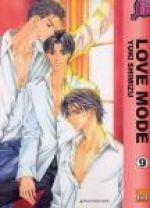 Love mode T9, manga chez Taïfu comics de Shimizu