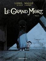 Le grand mort T3 : Blanche (0), bd chez Vents d'Ouest de Djian, Loisel, Mallié, Lapierre