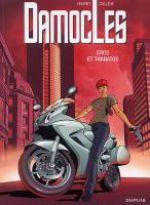Damoclès T4 : Eros et Tanatos (0), bd chez Dupuis de Callede, Henriet, Usagi