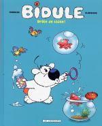 Bidule T2 : Drôle de chien (0), bd chez Le Lombard de Blondieau, Rodrigue, Marcy