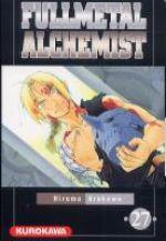 Fullmetal Alchemist T27, manga chez Kurokawa de Arakawa