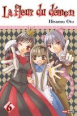 La fleur du démon T6, manga chez Panini Comics de Oto
