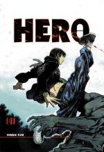 Hero T1, manga chez Booken Manga de Kim