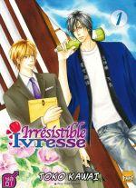 Irrésistible ivresse T1, manga chez Taïfu comics de Kawai