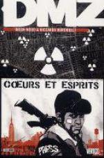 DMZ – Edition Panini, T9 : Coeurs et esprits (0), comics chez Panini Comics de Wood, Burchielli, Cox, Leon