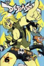Debaser T6, manga chez Ankama de Raf
