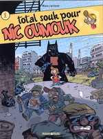 Nic Oumouk T1 : Total Souk pour Nic Oumouk (0), bd chez Dargaud de Larcenet, Larcenet