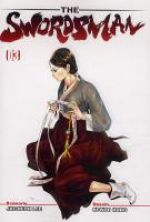 The Swordsman T3, manga chez Booken Manga de Lee, Hong