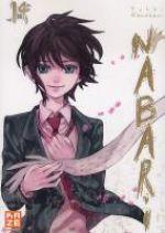 Nabari T14, manga chez Kazé manga de Kamatani