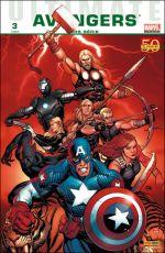 Ultimate Avengers Hors Série T3 : Nouveaux Ultimates - New Ultimates (0), comics chez Panini Comics de Loeb, Cho, Keith, Anderson, Milla