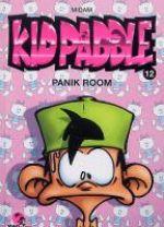 Kid Paddle T12 : Panik room (0), bd chez Mad Fabrik de Midam, Angèle