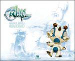 Wakfu - Making Of Saison 1 T6 : Calme bleu - L'île de Moon - Adamaï (0), bd chez Ankama de Tot, Collectif