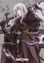 The sacred Blacksmith T5, manga chez Bamboo de Yamada, Miura