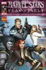 Marvel Stars T11 : Sus au rebelle ! (0), comics chez Panini Comics de Spencer, Parker, Hickman, Vitti, Eaton, Shalvey, Walker, Imaginary friends studio, d' Armata, Martin, Granov