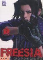 Freesia T7, manga chez Kazé manga de Matsumoto