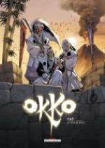 Okko – cycle 4 : Cycle du feu, T7, bd chez Delcourt de Hub