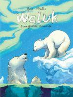 Waluk T1 : La grande traversée (0), bd chez Dargaud de Ruiz, Miralles