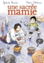 Une sacrée mamie T11, manga chez Delcourt de Shimada, Ishikawa