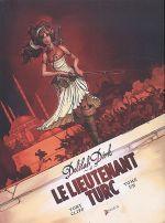 Delilah Dirk T1 : Et le lieutenant Turc (première partie) (0), comics chez Akileos de Cliff