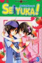 Seiyuka ! T3, manga chez Tonkam de Maki