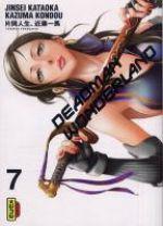 Deadman wonderland T7, manga chez Kana de Kondou, Kataoka