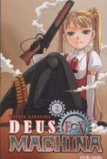 Deus ex machina T2, manga chez Soleil de Karasuma